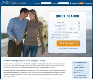 Dating site for people with herpes in Sydney